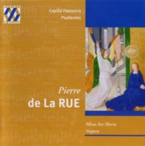 Pierre de la Rue - Ave Maria, with Psallentes