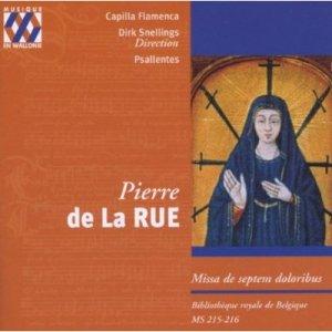 Pierre de la Rue - Missa de septem doloribus