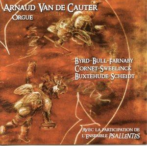 Arnaud Van de Cauter, orgue, avec Psallentes