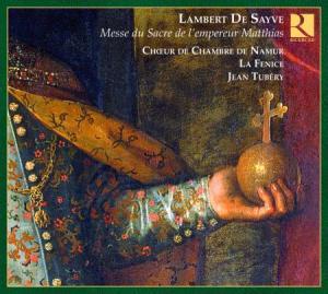 Lambert de Sayve - Fenice et al. Psallentes, Hendrik Vanden Abeele