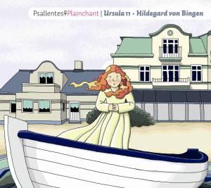 Hildegard von Bingen - URSULA11 - Psallentes (Hendrik Vanden Abeele)