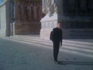Psallentes à Reims, Cathédrale - Gunther Vandeven