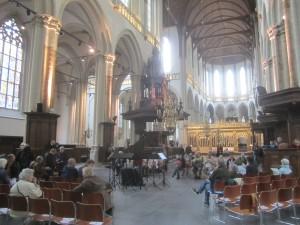 Amsterdam, Nieuwe Kerk, Psallentes, Hildegard von Bingen
