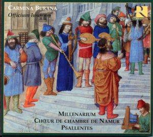 Messe des Fous - Officium lusorum - Carmina Burana - Millenarium - Psallentes, with Hendrik Vanden Abeele
