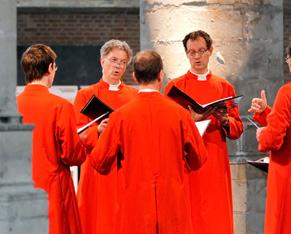 Egidius Kwartet - Getijdendag met Psallentes in de Pieterskerk te Leiden