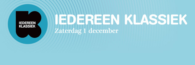 Psallentes werkt mee aan Iedereen Klassiek Klara 2012 te Brugge, Concertgebouw