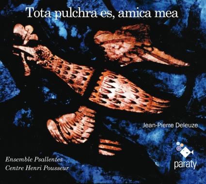 Psallentes Tota pulchra es Jean-Pierre Deleuze