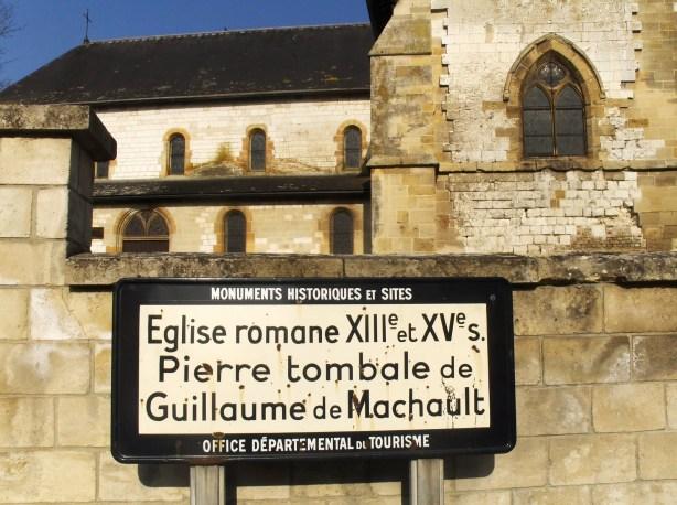 Machault - aankondiging lezing Hendrik Vanden Abeele met Psallentes
