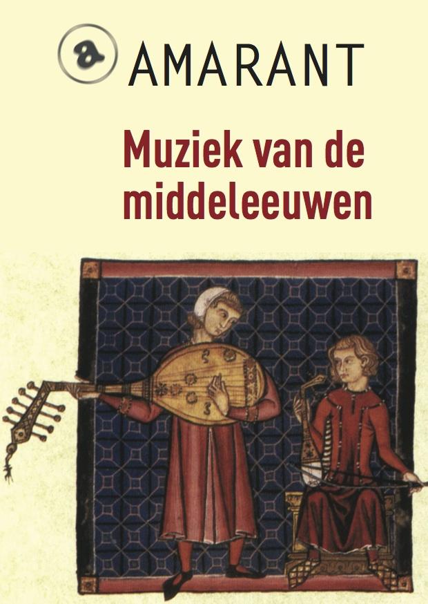 muziekgeschiedenis ME Hendrik Vanden Abeele Amarant Leuven