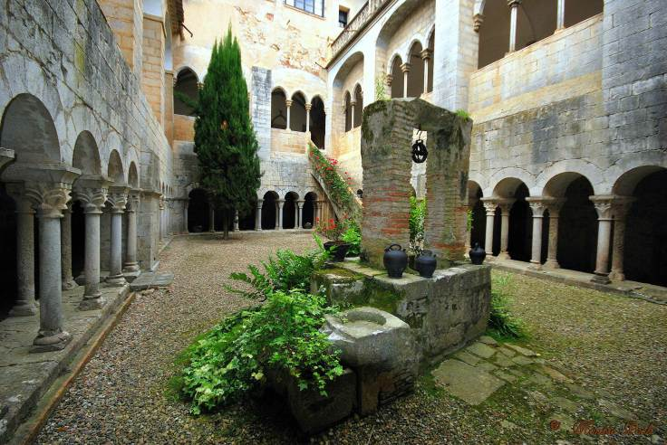 Monestir_de_Sant_Daniel_(Girona) Psallentes Hendrik Vanden Abeele