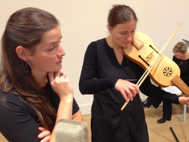 Psallentes - Hendrik Vanden Abeele - Sarah Abrams, Manuela Bucher, Marina Smolders