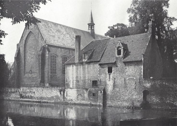 Les Beguinages VII - Brugge - Beghinae Psallentes Hendrik Vanden Abeele
