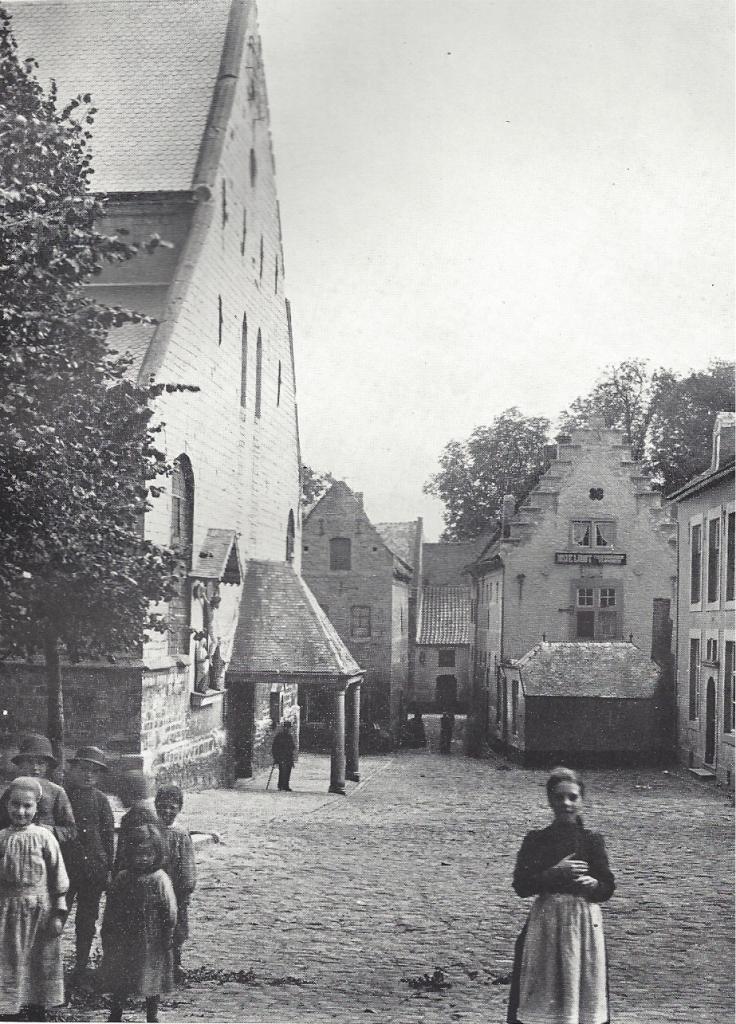 Les Beguinages VIII - Tongeren - Psallentes, Hendrik Vanden Abeele