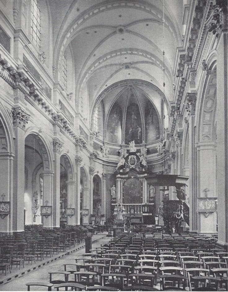 Les Beguinages XI - Mechelen - Psallentes Hendrik Vanden Abeele