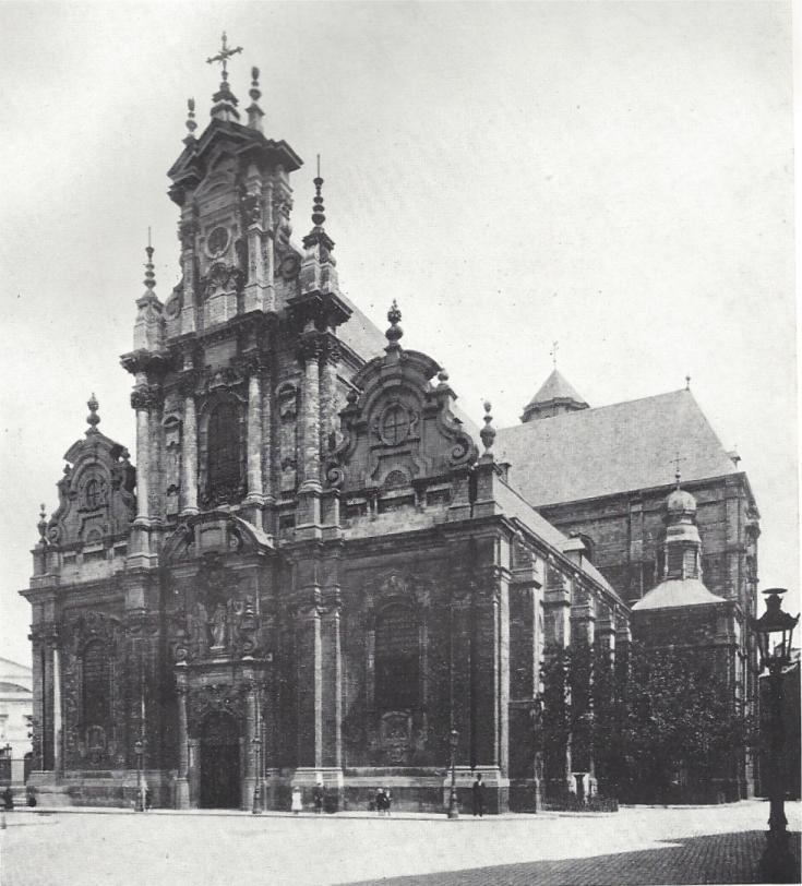Les Beguinages XIV - Brussel - Psallentes Hendrik Vanden Abeele