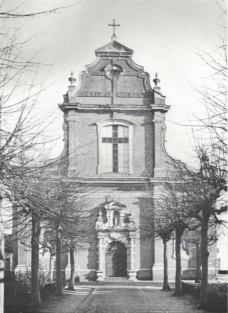 Les Beguinages XIX - Hoogstraten Begijnhof - Psallentes Hendrik Vanden Abeele