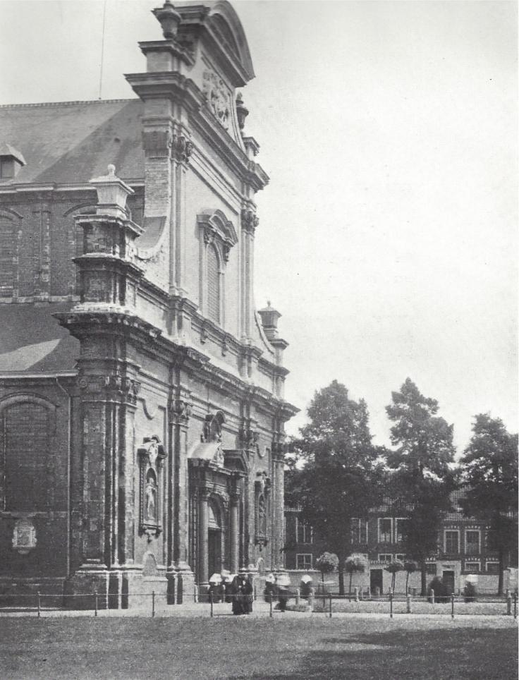 Les Beguinages XVI - Gent - Psallentes - Hendrik Vanden Abeele