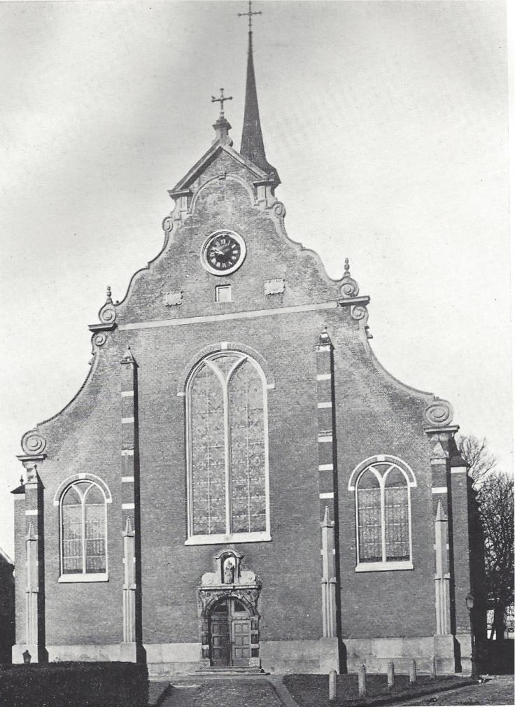 Les Beguinages XVII - Turnhout begijnhof - Psallentes Hendrik Vanden Abeele