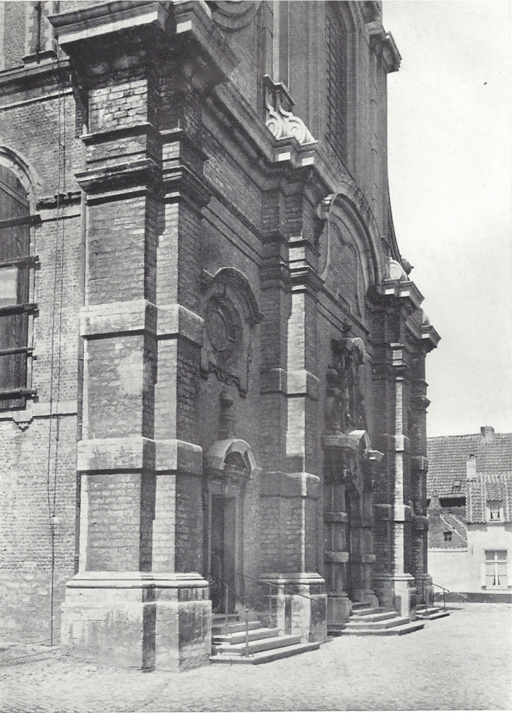 Les Beguinages XVIII - Lier begijnhof - Psallentes Hendrik Vanden Abeele