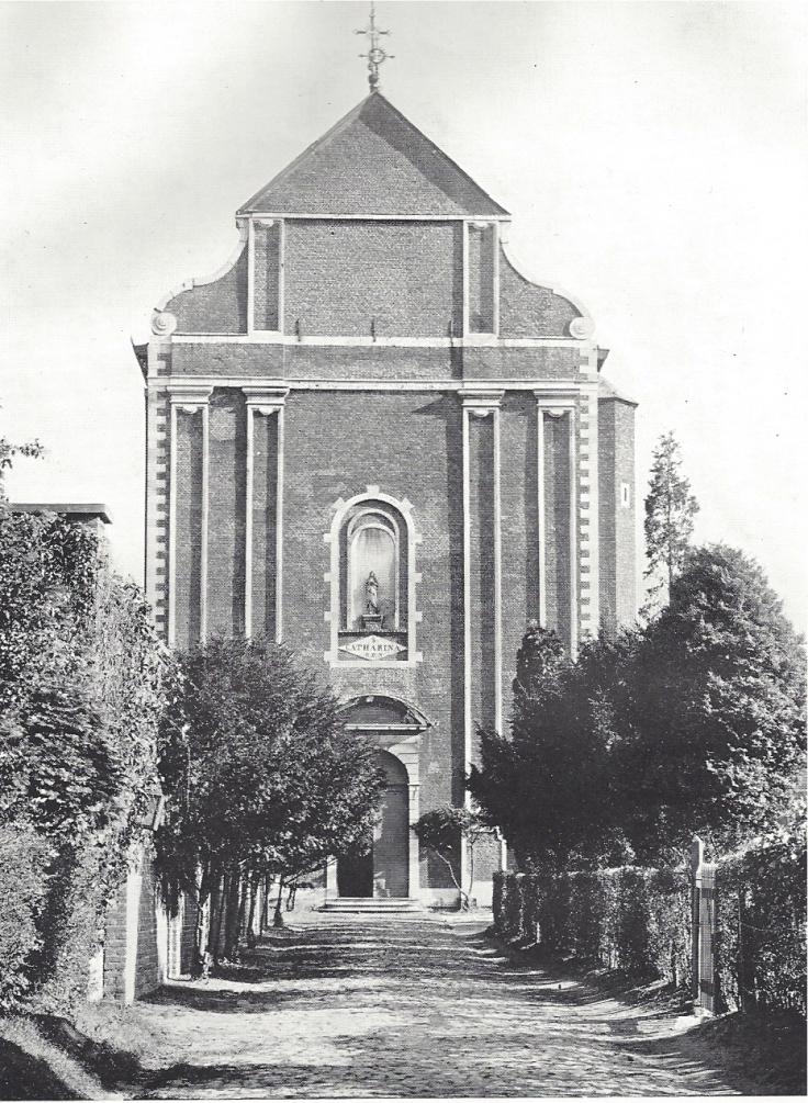 Les Beguinages XX - Hasselt Begijnhof - Psallentes Hendrik Vanden Abeele