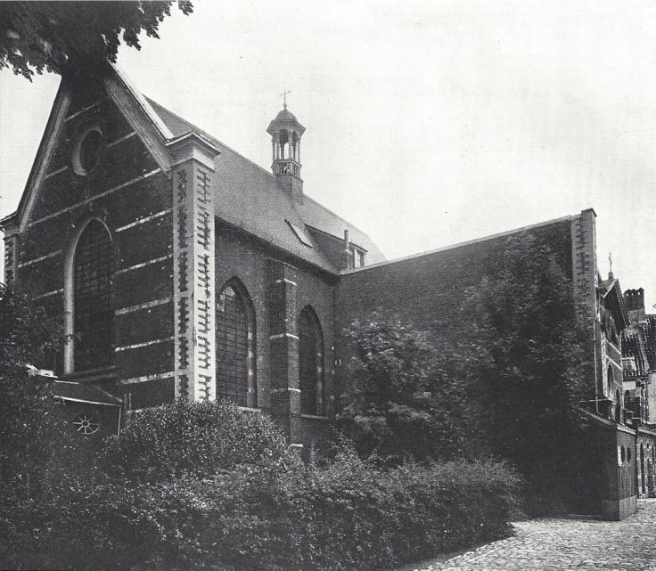 Les Beguinages XXII - Antwerpen - Psallentes Hendrik Vanden Abeele