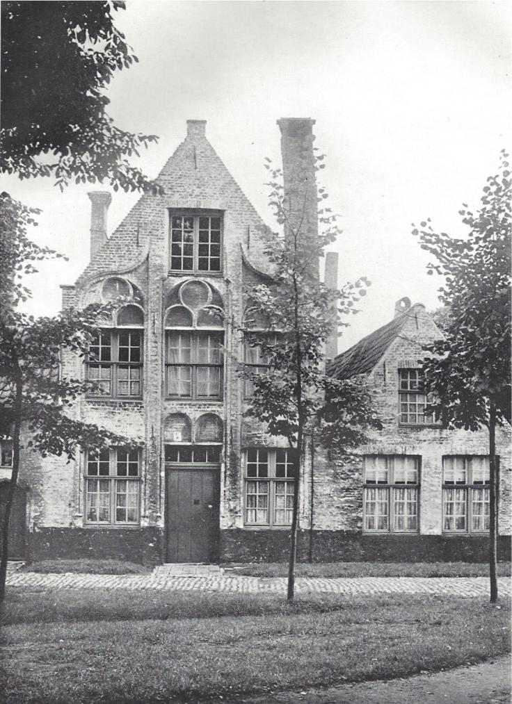 Les Beguinages XXIII - Brugge - Psallentes site Hendrik Vanden Abeele