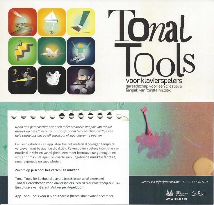 Tonal Tools - op site Psallentes