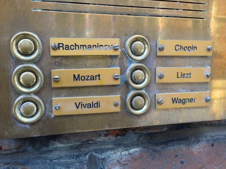 Leuven Minderbroederstraat Psallentes Hendrik Vanden Abeele