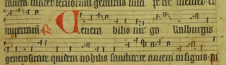Venerabilis Walburgis Psallentes Utrecht Hendrik Vanden Abeele