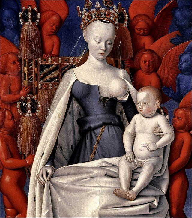 Fouquet_Madonna