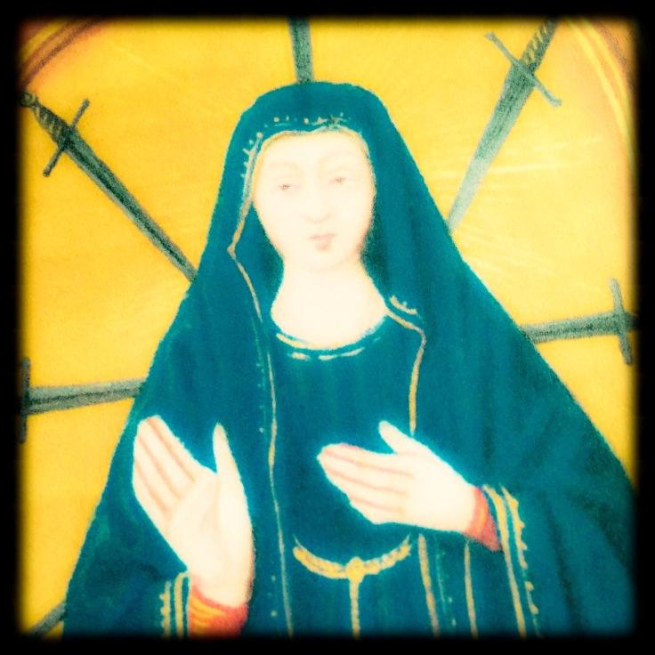 Psallentes. Mater Doloribus.