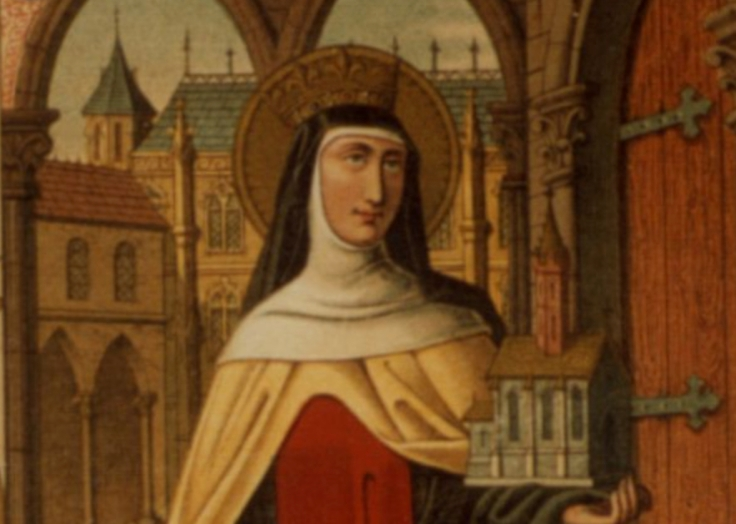 Sainte Jeanne. Psallentes te Antwerpen.