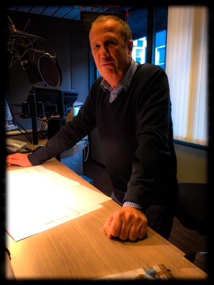 Kurt Van Eeghem. Foto Hendrik Vanden Abeele