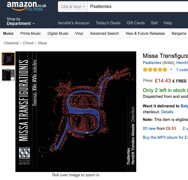 Missa Transfigurationis Amazon