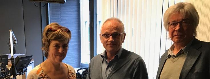 Nicole Van Opstal, Hendrik Vanden Abeele, Joris Verdin