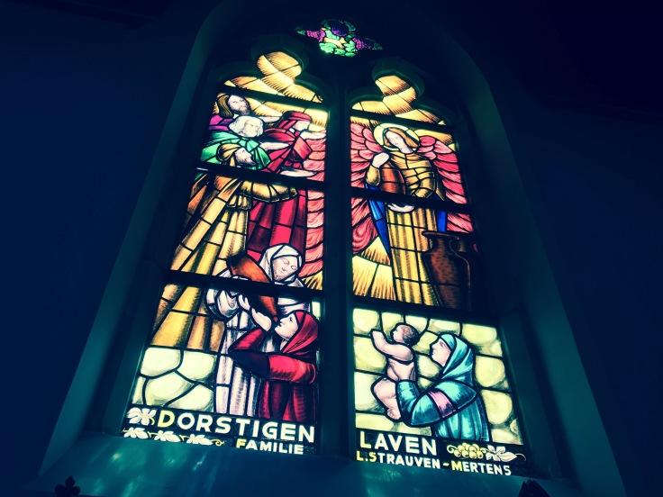 Psallentes Tessenderlo Sint-Martinuskerk 2017