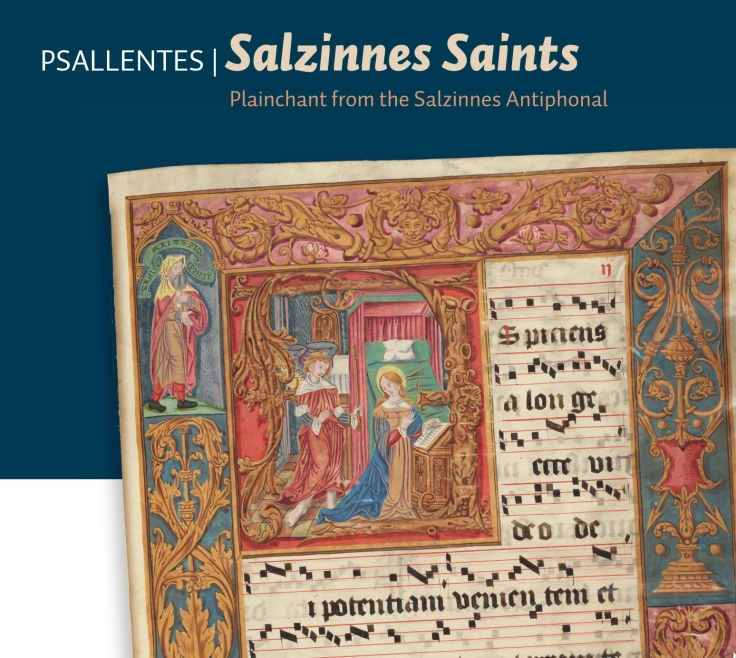 Salzinnes Saints Psallentes