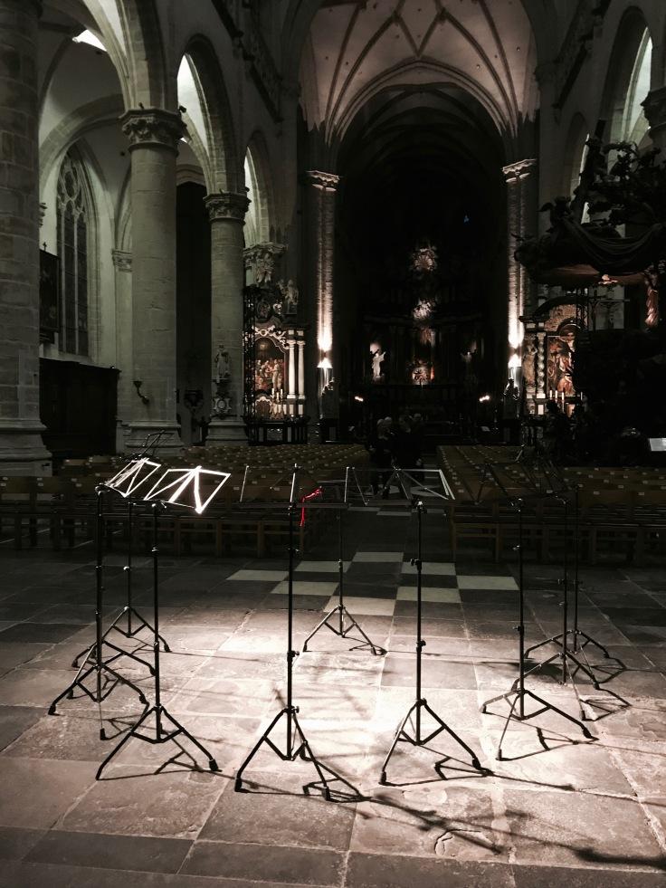 Psallentes Salzinnes Saints 2017 Sint-Andries