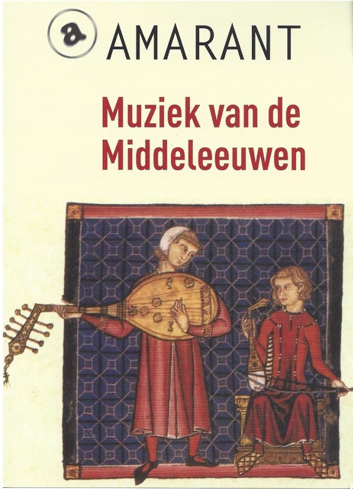 Amarant Middeleeuwen Hendrik Vanden Abeele