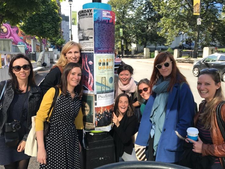 Psallentes Halifax 2017 Street