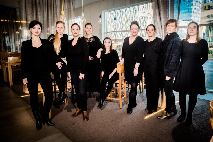 Psallentes lobbyt Foto Wouter Van Vaerenbergh 2018