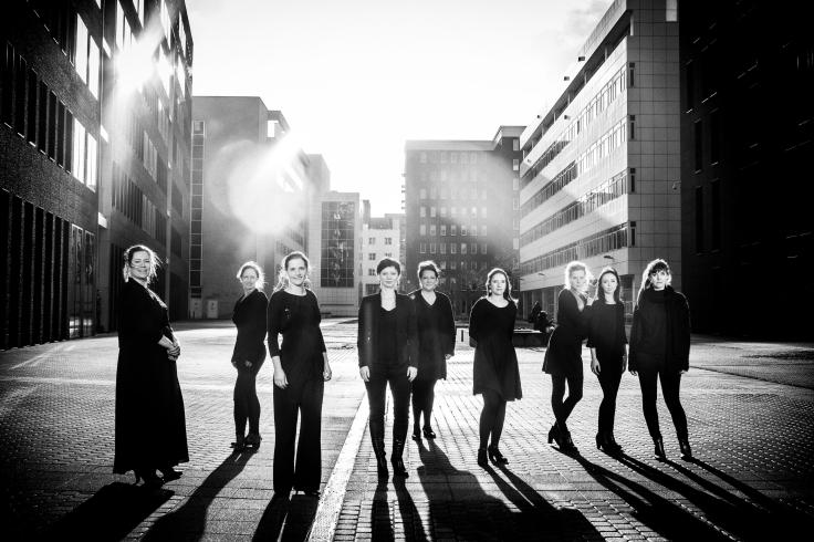 Psallentes nominatie Ensemble van het jaar Klara