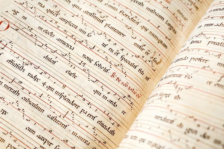 Dendermonde codex Psallentes 2018 Leuven Begijnhofkerk