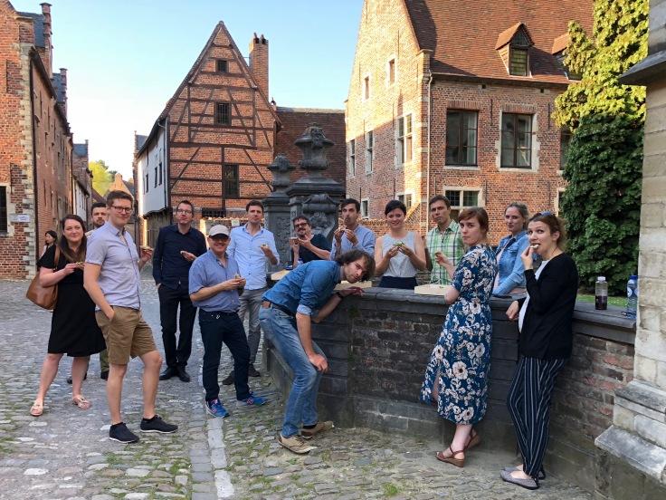 Psallentes Begijnhof Leuven 2018 Obrecht