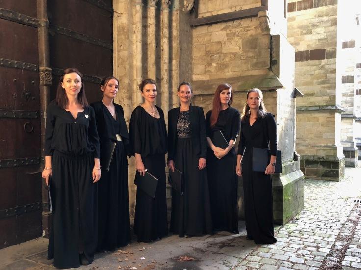 Psallentes Hildegard Leuven 2018