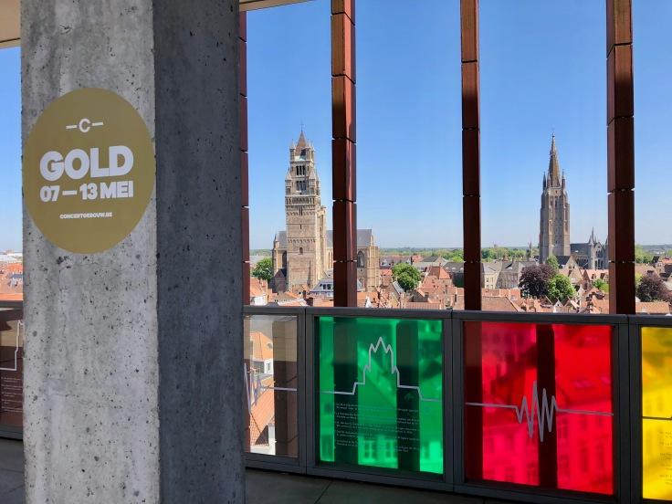 Psallentes Obrecht de Sancto Martino 2018 Brugge