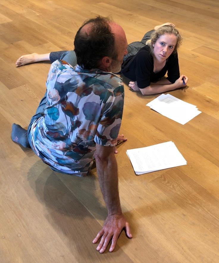 Henk en Philine Gigot d'Agneau Psallentes 2018