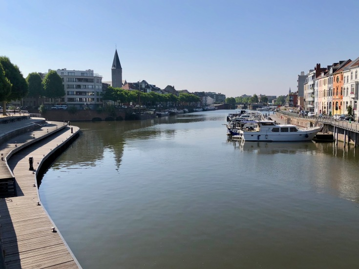 Psallentes op Meer Stemmig Gent 2018