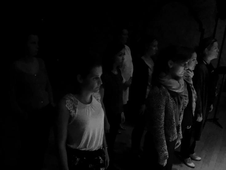 Psallentes in duisternis 2018 AMUZ Laus Ab Initio Hendrik Vanden Abeele