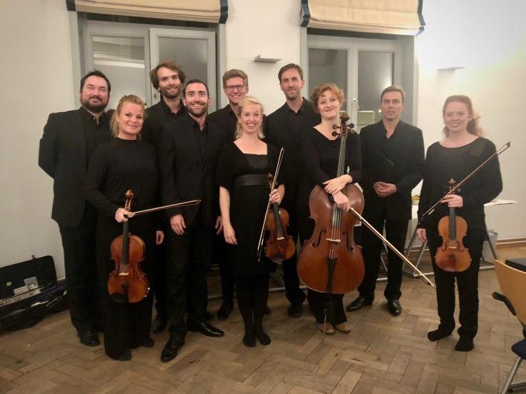 Psallentes en Ragazze Quartet 2018 Leuven